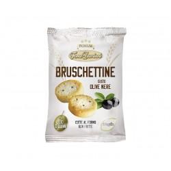 Bruschettine Gusto Olive Nere