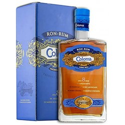 Rum Coloma 8 Anni